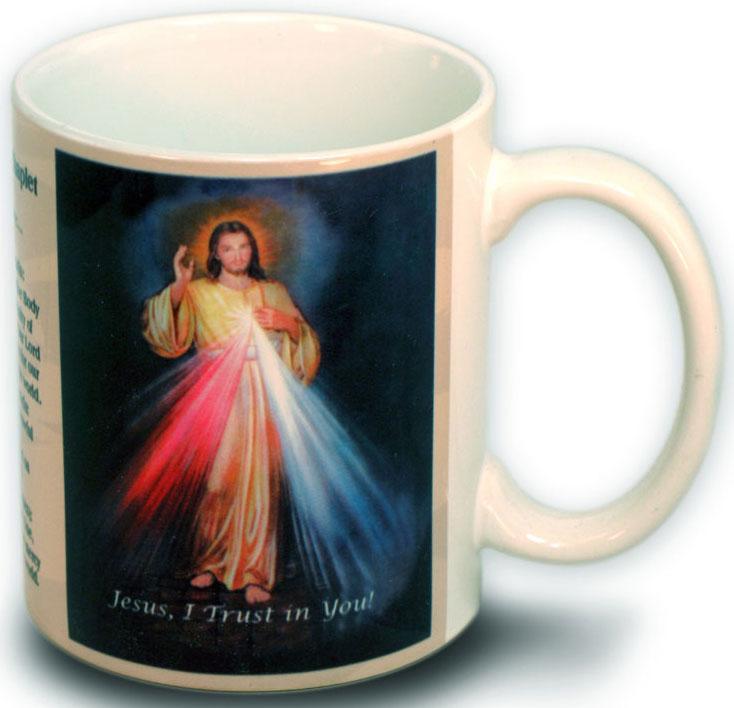 The Divine Mercy  Mug 15 Ounce  Mug #150DM