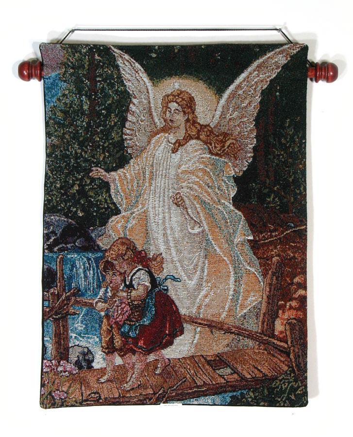Guardian Angel 13x18 Tapestry #1318-GA