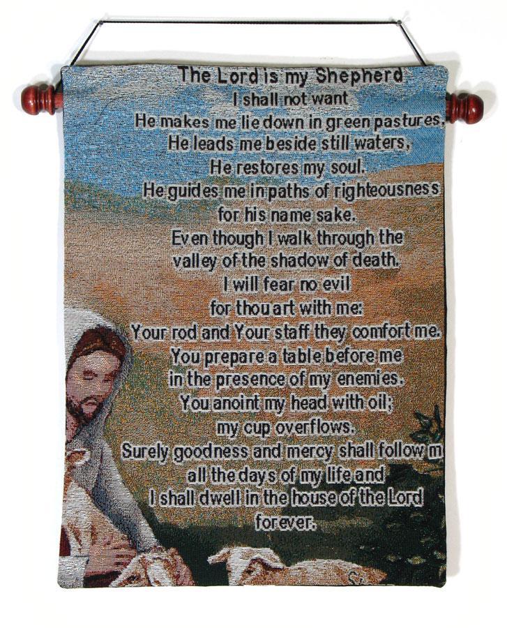 Good Shepherd 13x18 Tapestry #1318-GS