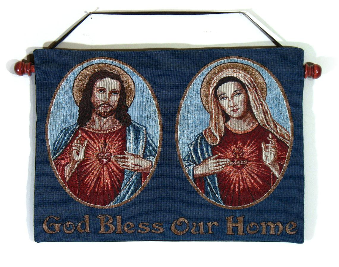 House Blessing 13x18  Wall Hanging #1318-HB