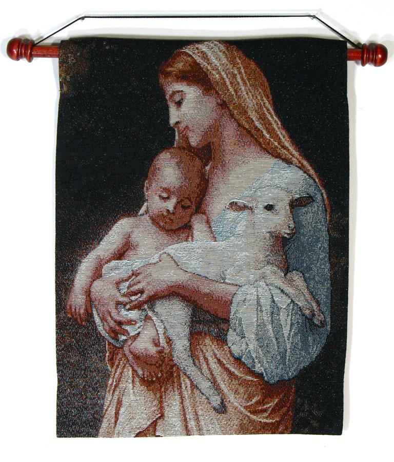 L'Innocence 13x18 Tapestry Wall Hanging  #1318-IN