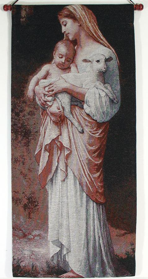 L'Innocence 18x40 Wall Hanging #1840-IN