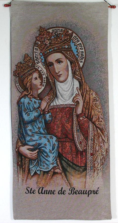 St. Anne 18x40 Wall Hanging #1840-STANE2