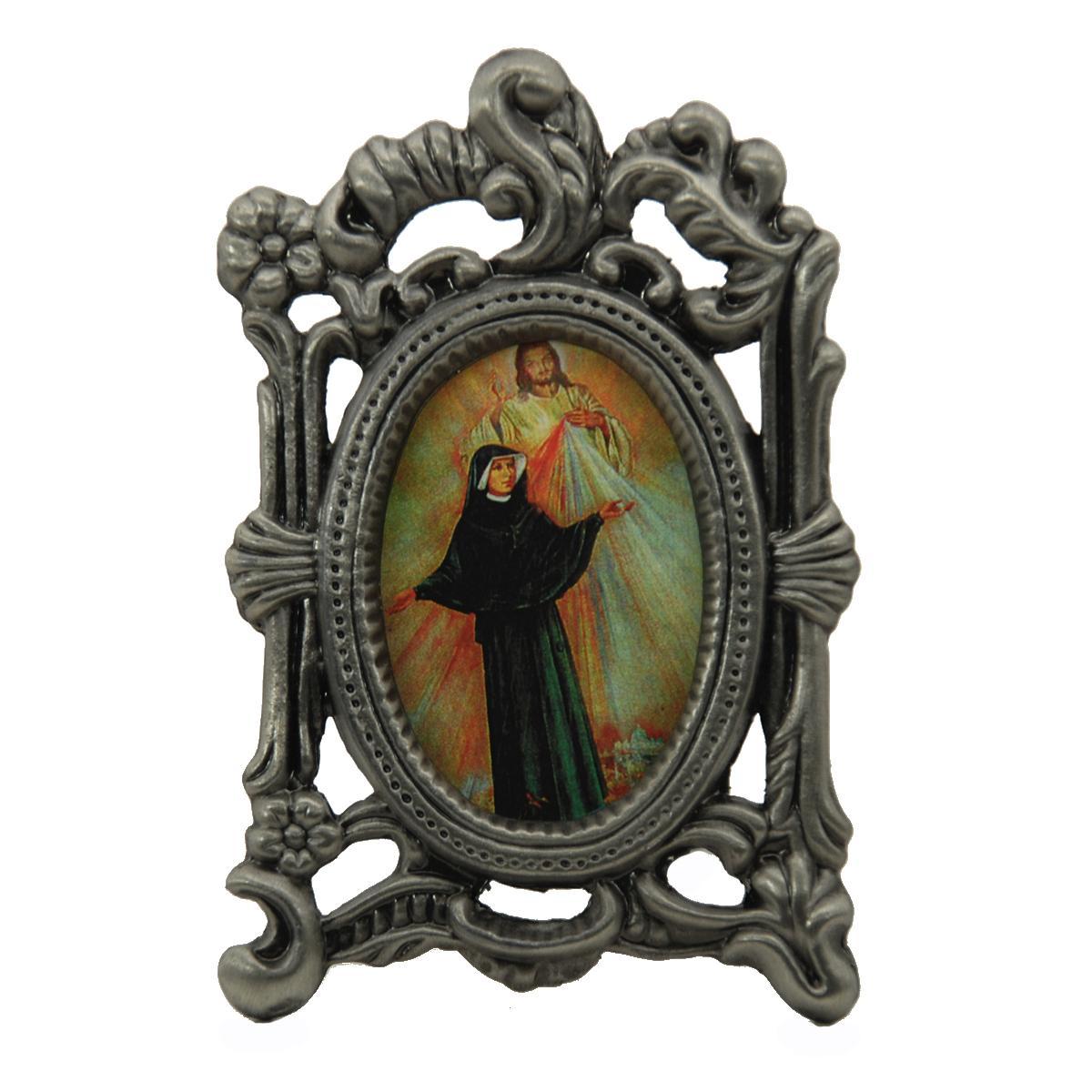 St Faustina Divine Mercy #MOPF-BF2