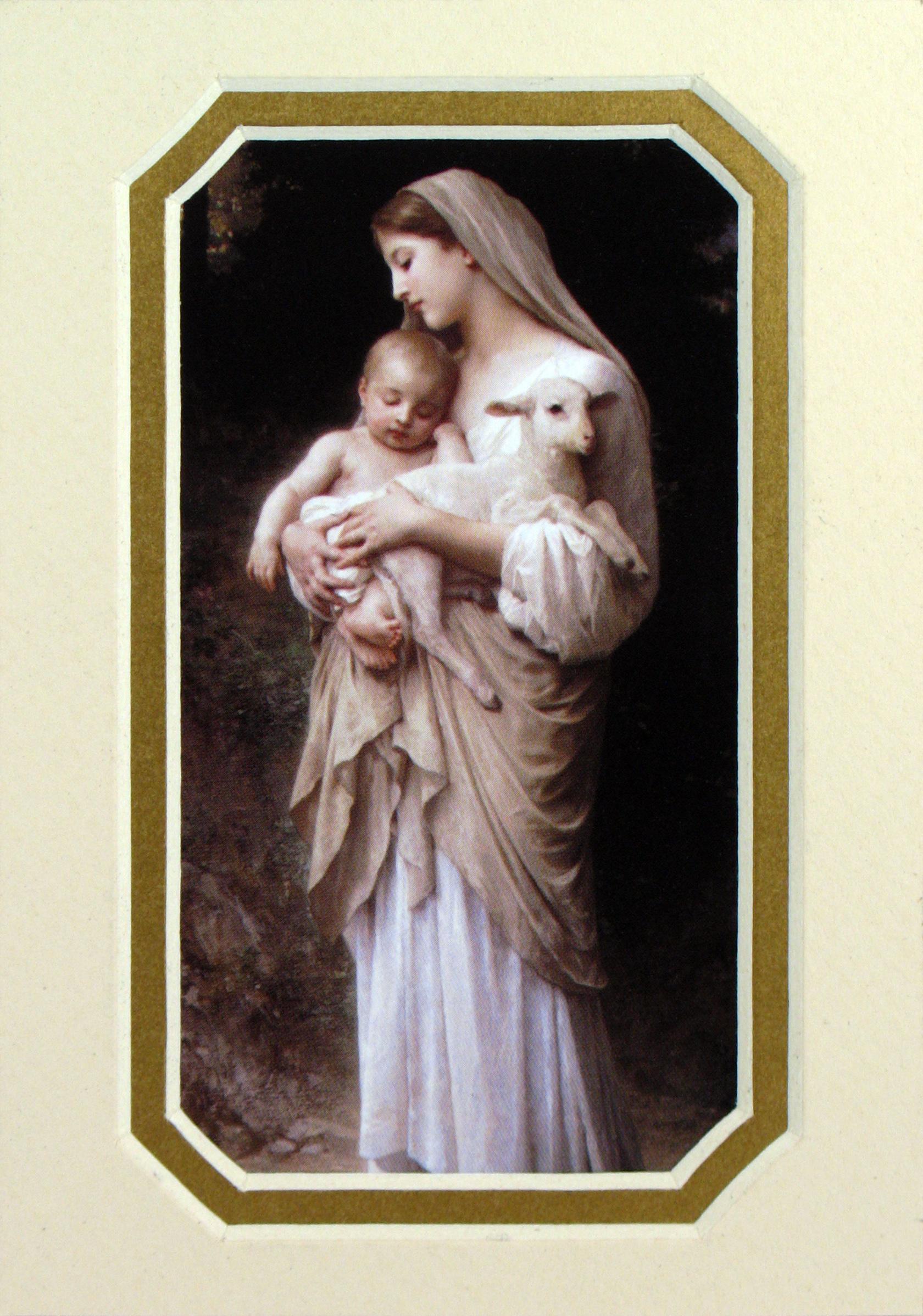 L'Innocence 3x5 Prayerful Mat #35MAT-IN