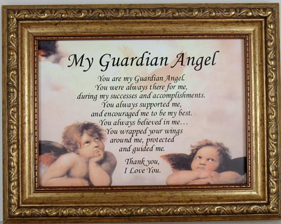 You are My Guardian Angel #57F-RA