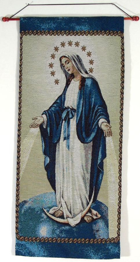 Our Lady of Grace Bell Pull #BELL-OLG