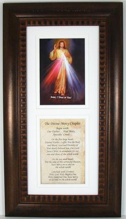 The Divine Mercy Frame #4624-DM