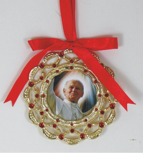 St. John Paul II Ornament 1404-JPII