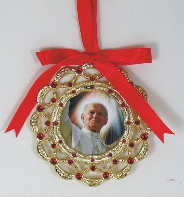 St. John Paul II Ornament 1404-JPII