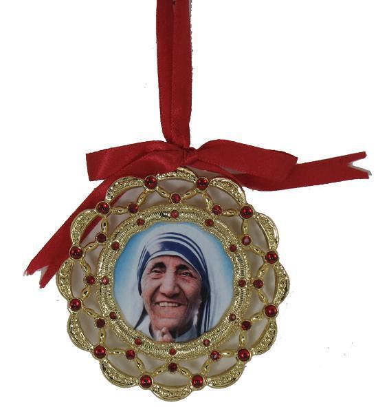 Mother Teresa Ornament 1404-MT