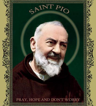 Saint Pio Blanket 48x60 #COV-PP