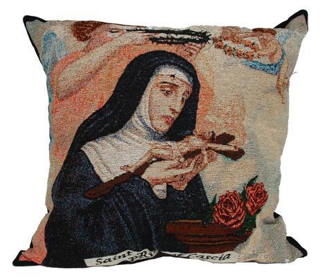St Rita Pillow PILL-STR