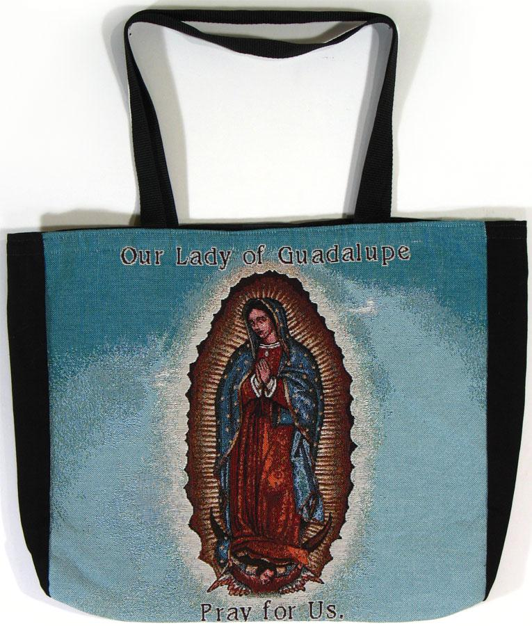 GuadalupeTote Bag #TB-G