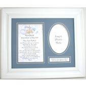 Godson Baptism Plaque 10104-GS
