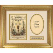 Personalized Communion  9x12 Plaque 10107