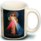 The Divine Mercy  Mug 11 Ounce #110DM