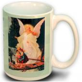 Guardian Angel Mug 15 Ounce #150GA