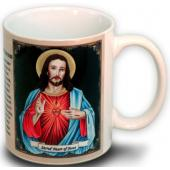 Sacred Heart of Jesus Mug11 Ounce #110SHJ