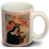 St Rita of Casica Mug11 Ounce #110STR