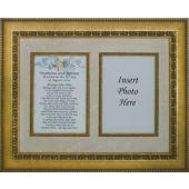 Personalized Marriage takes Three Plaque #1216-MT3-P