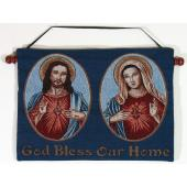 God Bless Our Home Wall Hanging #WH-HB