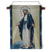 Our Lady of Grace 13x18 Tapestry Wall Hanging #1318-OLG