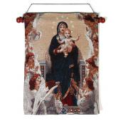 Queen of Angels Wall Hanging #WH-QA