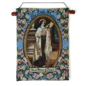 St. Therese 13x18 Tapestry Wall Hanging 1318-STT