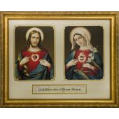 Personalized House Blessing 8x10 Plaque #814-HB7-P