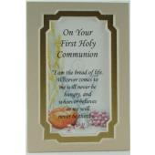 Communion 3x5 Mat #35MAT-COM3