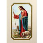 Good Shepherd 3x5 Prayerful Mat #35MAT-GS