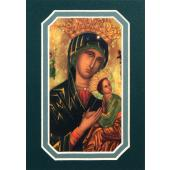 Perpetual Help 3x5 Prayerful Mat #35MAT-PH