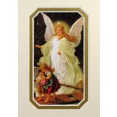 Guardian Angel 3x5 Prayerful Mat #35MAT-GA