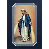 Our Lady of Grace 3x5 Prayerful Mat #35MAT-OLG