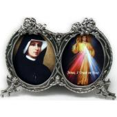 The Divine Mercy St Faustina Desk Ornament #2304
