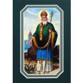 St. Patrick 3x5 Prayerful Mat #35MAT-STP
