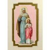 St. Anne 3x5 Prayerful Mat #35MAT-STANE