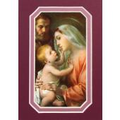 Holy Family 3x5 Prayerful Mat #35MAT-HF