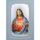 Sacred Heart of Jesus 3x5 Prayerful Mat #35MAT-SHJ(2)