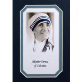 Mother Teresa 3x5 Prayerful Mat #35MAT-MT