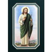 St. Jude 3x5 Prayerful Mat #35MAT-STJ