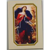 Our Lady Undoer of Knots 3x5 Mat #35MAT-OLK