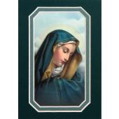 Our Lady of Sorrows 3x5 Prayerful Mat #35MAT-OLS