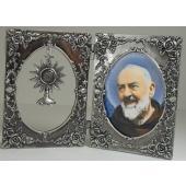 Padre Pio Chalice Frame #383-PP