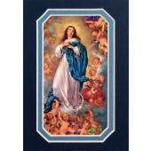 Immaculate Conception 3x5 Prayerful Mat #35MAT-IC
