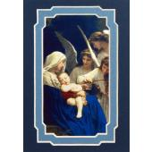 Song of Angels 3x5 Prayerful Mat #35MAT-SA
