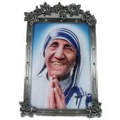 Mother Teresa Pewter Frame 46PF-MT