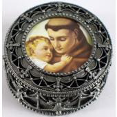 St. Anthony Rosary Box #4892-STA