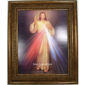 The Divine Mercy 11x14 Bronze Frame #5480-DM